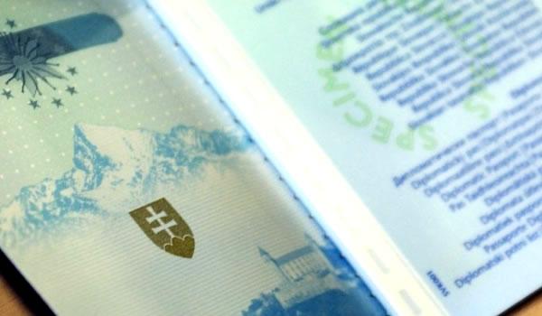 Strata cestovného pasu