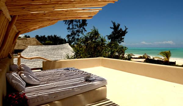 Luxusná dovolenka v Zanzibare