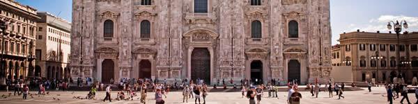 Letenka Viedeň - Miláno