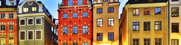 Letenka do Štokholmu