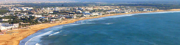 Letenka Vieden - Agadir