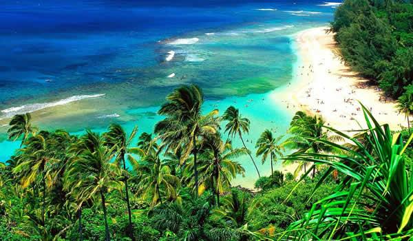 Letenka na Havaj z Francúzska za 469€