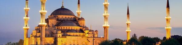Letenka Istanbul
