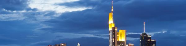 Letenka do Frankfurtu