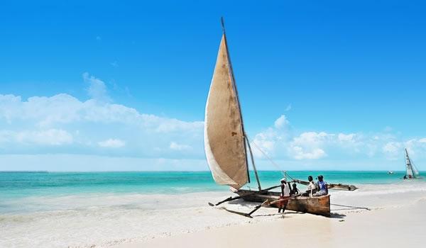 Letenka do Zanzibaru z Viedne len za 460€