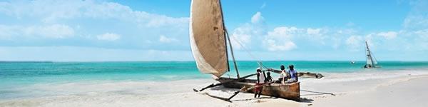 Dovolenka Zanzibar