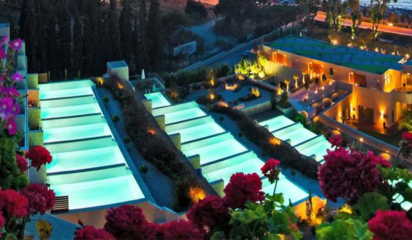 Top 10 – Najlepšie hotely na Rhodose