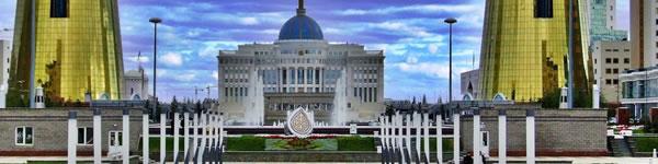 Letenka do Kazachstanu, Astana
