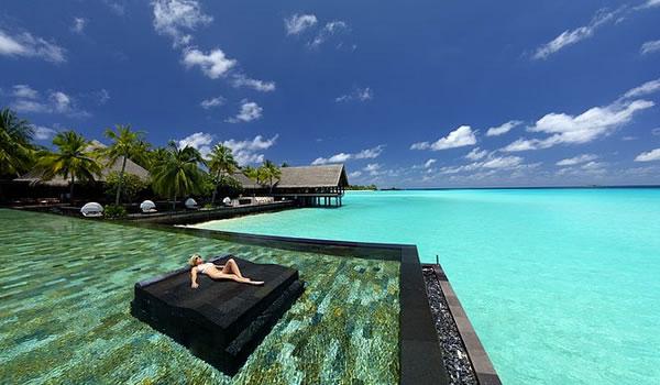 Luxusná dovolenka – Maledivy