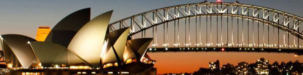 Letenky do Australie