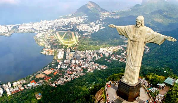 Letenka z Viedne do Rio De Janeiro za 599€