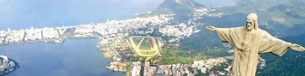 Lacne letenky do Brazilie