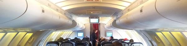 Boeing 747 Jumbo Jet Upper Deck AirFrance