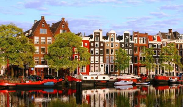 Predĺžený víkend v Amsterdame