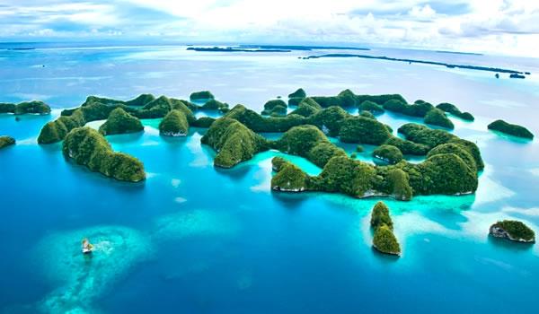 Letenky na Palau z Viedne za 759€