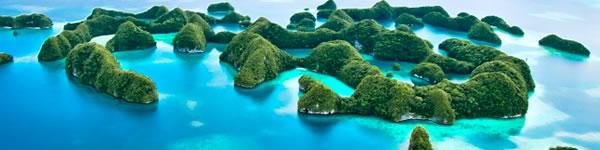 Letenky na Palau
