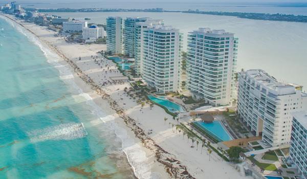 Letenka Viedeň – Cancún za 359€